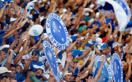 Sócio do Futebol - Cruzeiro