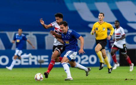 Cruzeiro estreia na Série B - CEC_DIV