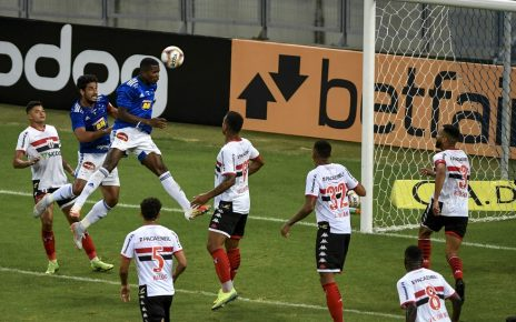 Cacá Gol - Minas Arena