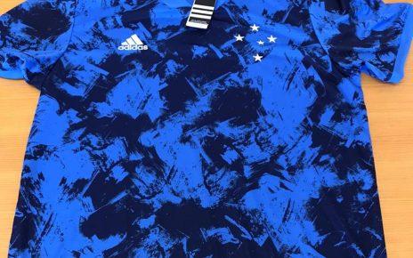 Camisa 3 - Temporada 2020 - Cruzeiro/Divulgação