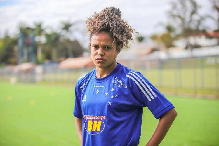 Mariana Santos - Cruzeiro/Divulgação