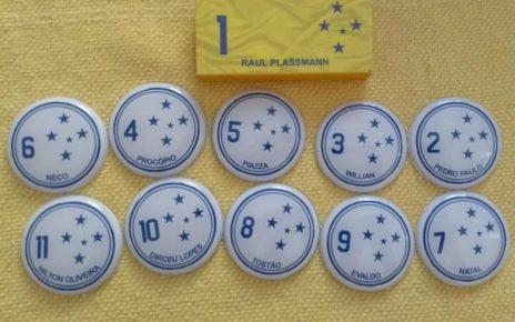 Promoção PHD #1 - Futebol de Botão - 1966