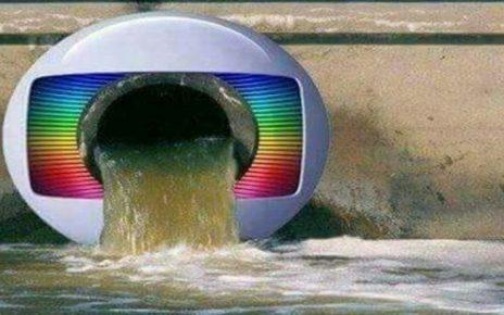 Globo Lixo - Reprodução Internet