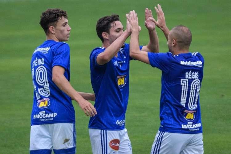 Maurício fez gol isolado contra Figueirense-SC - CEC-DIV
