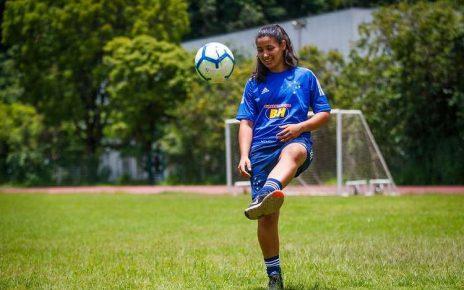 Duda - Futebol Feminino - Vinnicius Silva - CEC/DIV
