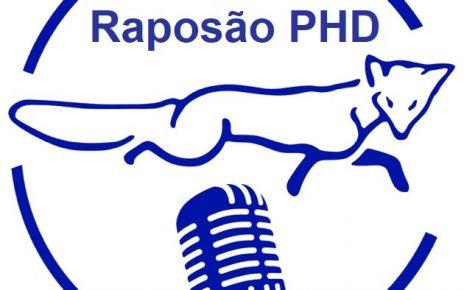 PHDCast com Raposão PHD