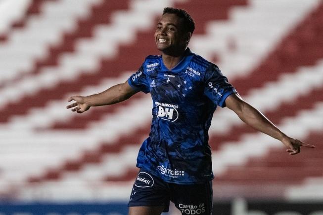 Aírton - Gustavo Aleixo - Cruzeiro - Divulgação