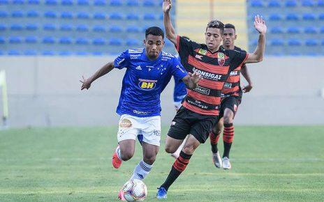 Oeste-SP x Cruzeiro - Gustavo Aleixo - CEC/DIV