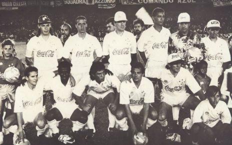 Centenário - Copa do Brasil 1993 - Hoje em Dia