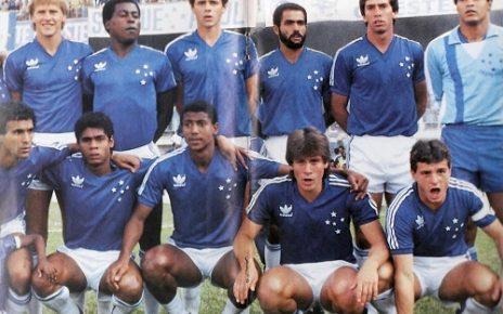 Time Final 1987 Mineiro - Reprodução Revista Placar