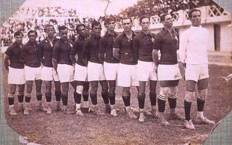 Centenário - 1929 - Cruzeiro - Arquivo