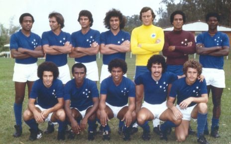 Cruzeiro 1977 - Hoje em Dia - Arquivo