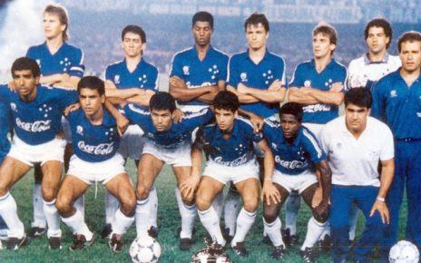 Centenário - Supercopa 1991 - Cruzeiro/Arquivo
