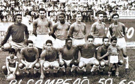 Centenário - Campeão 1959 - HD - Cruzeiro/Arquivo