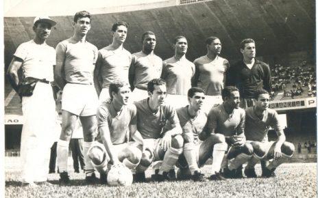 Centenário - 1o Título Toca 3 - Arquivo Cruzeiro