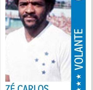 Centenário - Zé Carlos - Reprodução Cruzeiro.Org