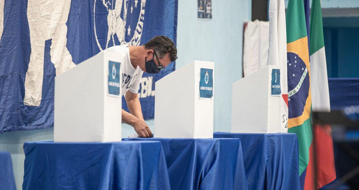 Eleição Cruzeiro - Igor Sales - CEC/DIV