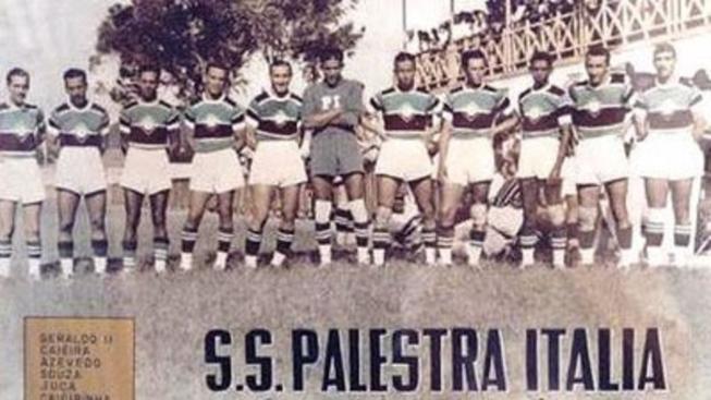 SS Palestra - Campeão 1942 - CEC Arquivo
