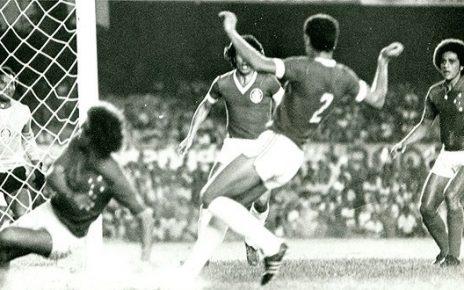 Centenário - 5 a 4 - Reprodução Imortais do Futebol
