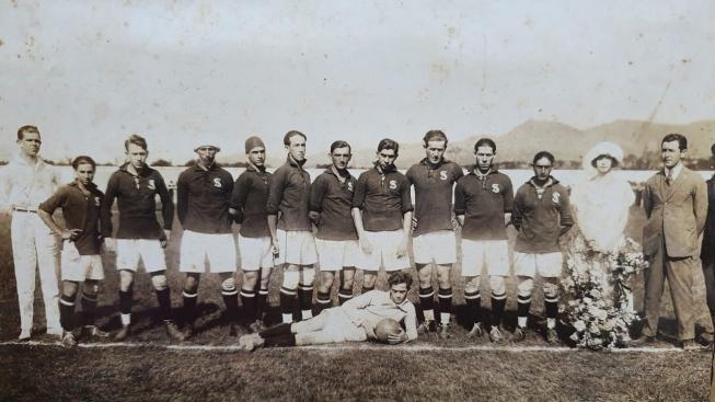 Palestra - 1923 - Hoje em Dia - Arquivo