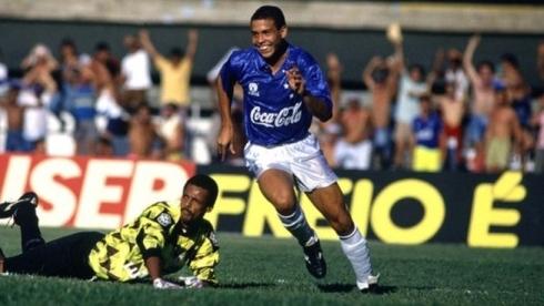 Centenário - Ronaldinho - Acervo Cruzeiro