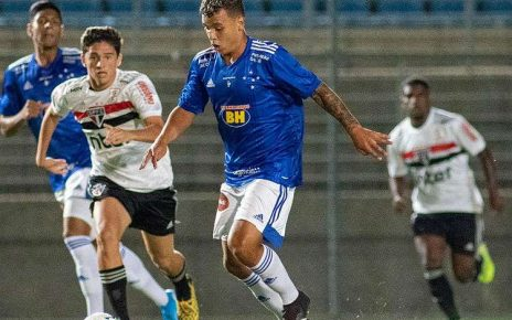 Sub-20 0 CEC - SPFC - Cruzeiro - Divulgação