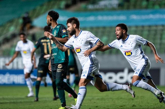 América 1 x 2 Cruzeiro - Bruno Haddad - Cruzeiro/DIV