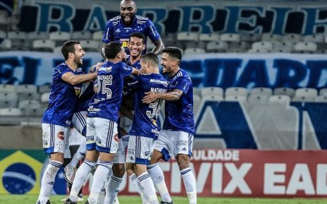 Cruzeiro x Brasil-RS - Gustavo Aleixo - CEC - Divulgação