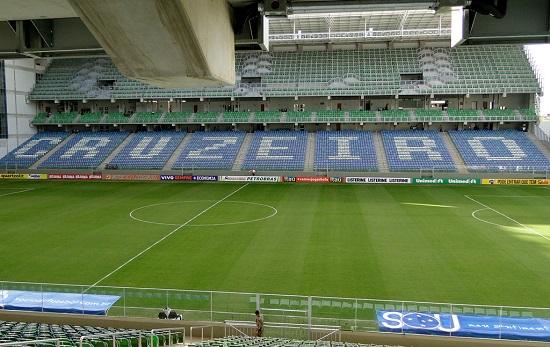 Estádio Independência - G1 - Arquivo