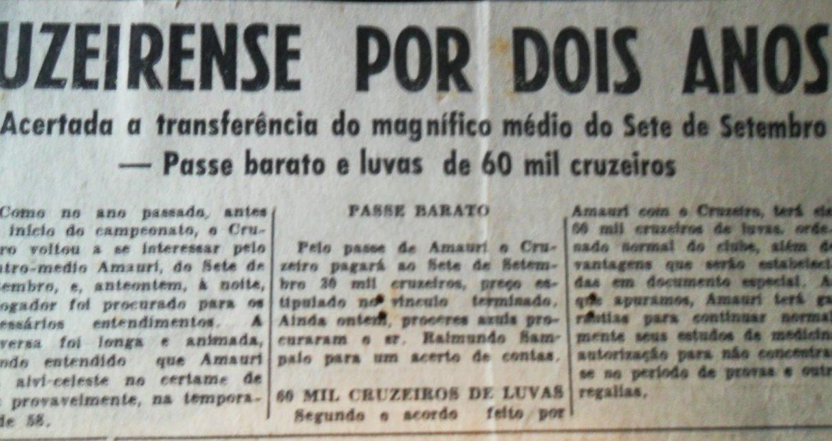 Amaury de Castro - Copa Belo Horizonte