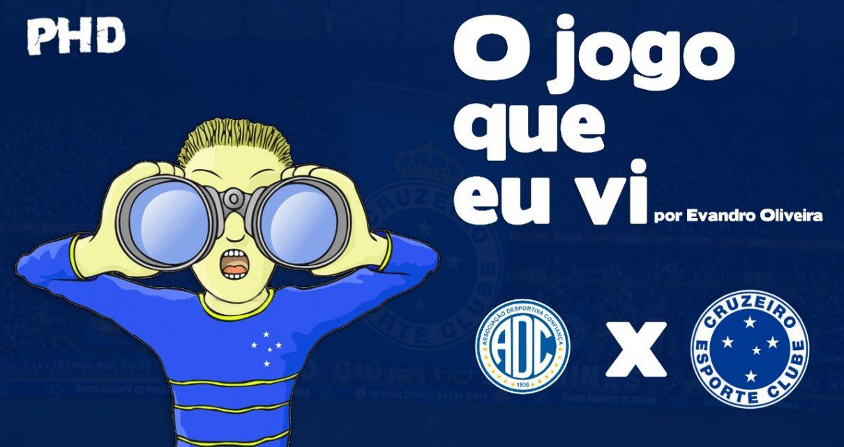 Confiança(SE) x Cruzeiro