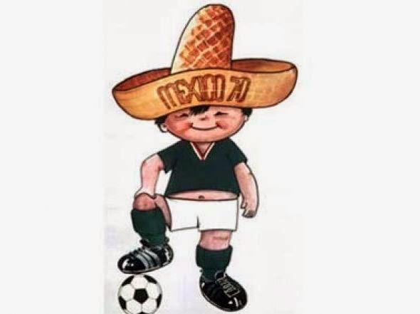 Juanito - Seleção Mexicana 1970