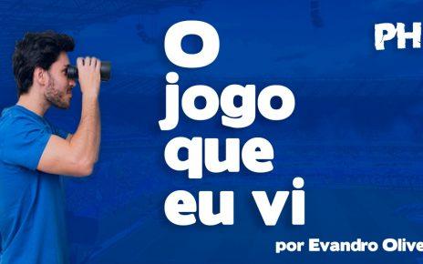 Cruzeiro x Vasco(RJ) = O Jogo que eu vi